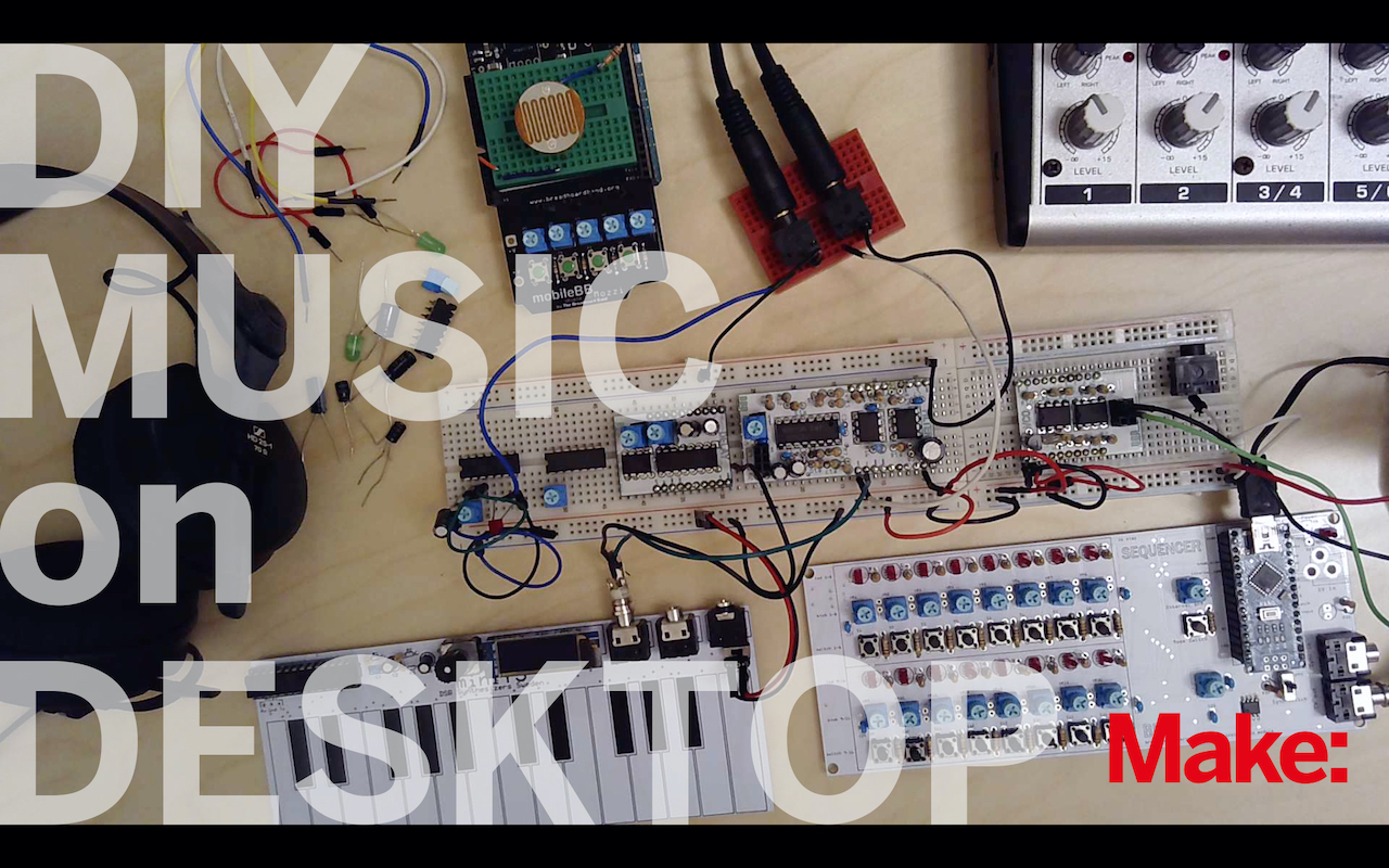 DIY MUSIC on DESKTOP header image